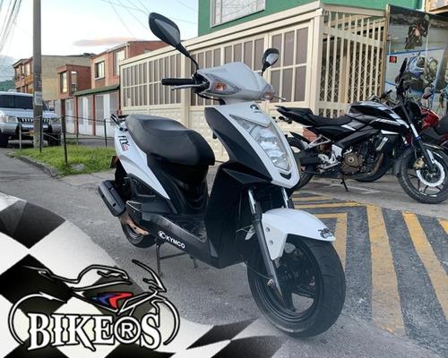 kymco fly 125 2016, recibo tu moto, bikers!!