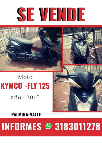 kymco fly 125