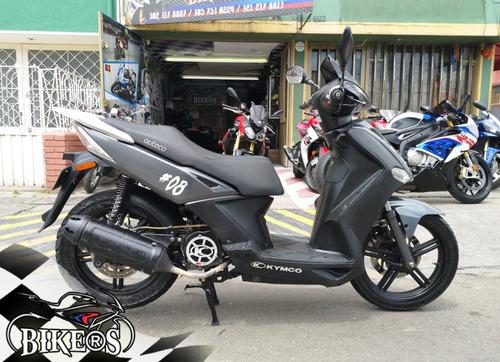 kymco fly 150 2016 excelente estado, recibo tu moto @bikers