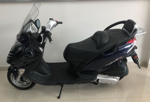 kymco grand dink 250 g dink 250cc usada 2014