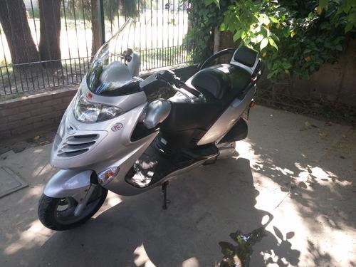 kymco grand dink 250cc impecable estado vendo o permuto