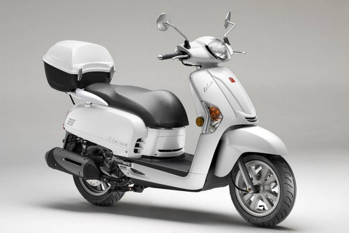 kymco like 125 - 0 km - bonetto motos - ( no elit ni milano)