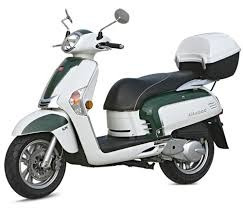kymco like 125 - 0 km - ( no elit ni milano) - bonetto motos