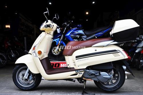 kymco like 125 0 km scooter unomotos el mejor precio