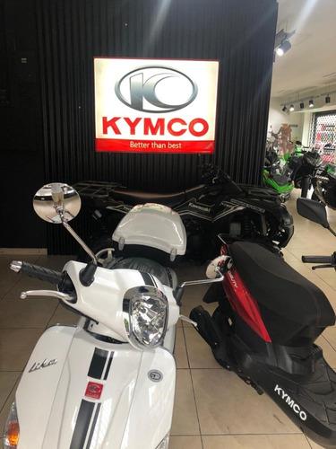 kymco like 125 0km 2020 2años garantia concesionario oficial