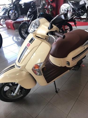 kymco like 125 0km 2020 scooter