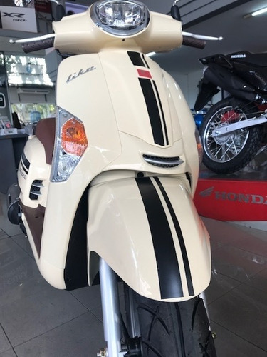 kymco like 125 0km 2020 scooter contestamos en la cuarentena