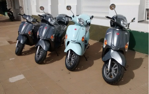 kymco ´´like 125 0km doble disco disponible ya.!!!! 0ferta
