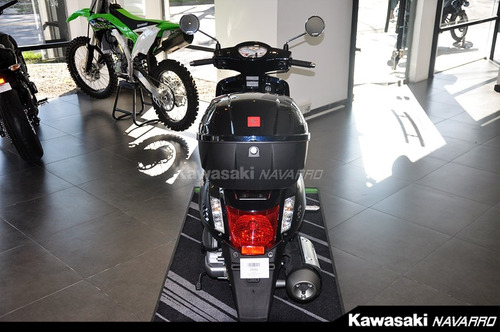 kymco like 125 0km scooter 2020 negro mate