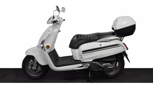 kymco like 125 0km scooter