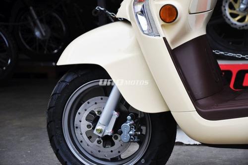 kymco like 125 0km scooter