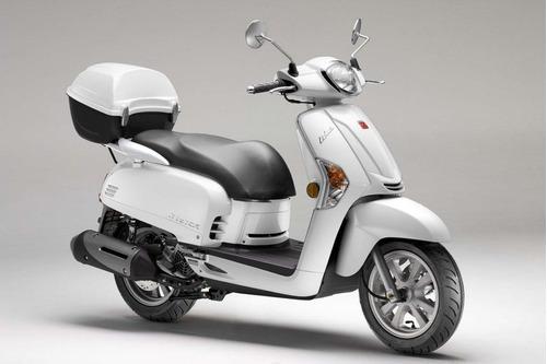 kymco like 125  18 cuotas de $7147 oeste motos scooter