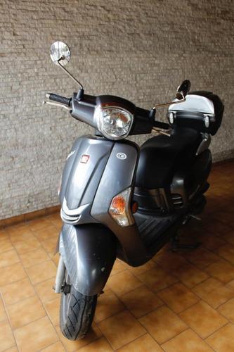 kymco like 125 modelo 2011-oportunidad
