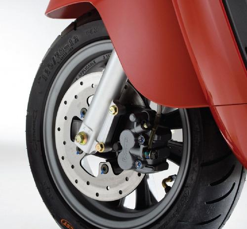 kymco like 125 moto scooter