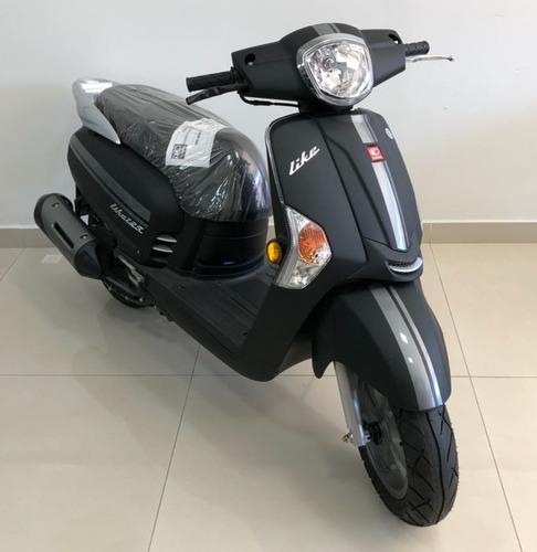 kymco like 125 motos