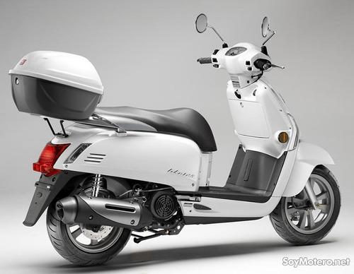 kymco like 125 motos scooter