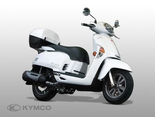 kymco like 125 okm 2020 automoto lanus