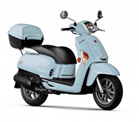 kymco like 125 scooter 0km 2018 tarjeta credito personal dni
