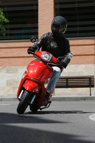 kymco like 125, scooter