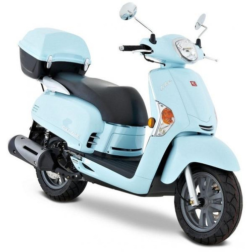 kymco like 125 scooter calle 0 km automatico dompa motos
