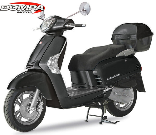 kymco like 125 scooter motos