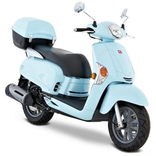 kymco like 125 scooter motos