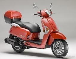 kymco like 125 scooters!!