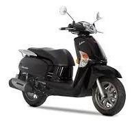 kymco like 125cc - motozuni san vicente
