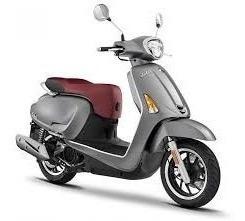 kymco like 125cc - motozuni  v. del pino