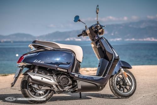 kymco like 150 scooter