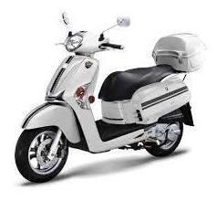 kymco like 200 / 2020 / sauma motos