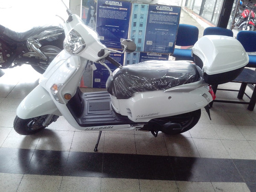 kymco like 200 - automoto sur - moto - scooter