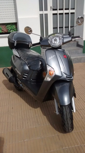 kymco ´´like 200 i 0km´´disponible ya.!!!!