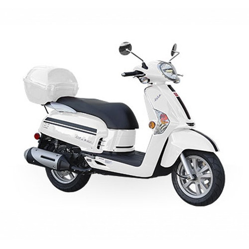 kymco like 200 i scooter 0km 2019 financiacion motonet