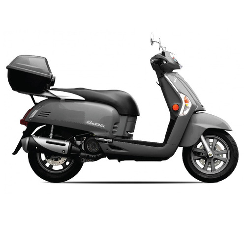 kymco like 200i  0 km  global motos