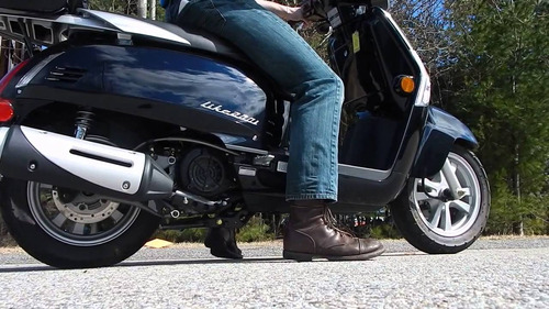 kymco like 200i - 0km 2018- lidermoto
