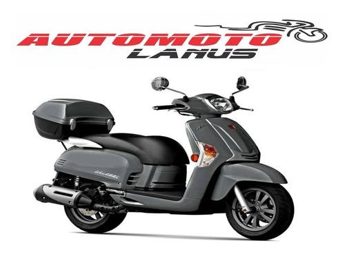kymco like 200i 0km 2019 automoto lanus