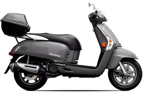 kymco like 200i 0km scooter !!!!!!