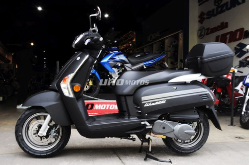 kymco like 200i 0km scooter uno motos