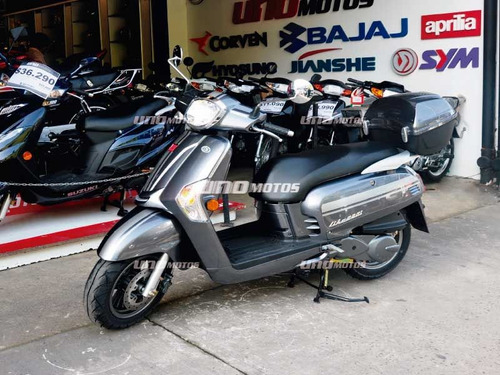 kymco like 200i 0km unomotos