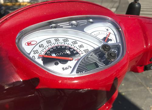 kymco like 200i 200cc 0km