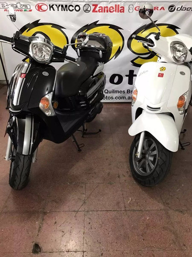 kymco like 200i  200cc año  okm scooter 0 km 999 motos
