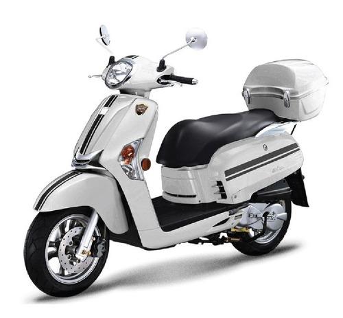 kymco like 200i -  2018 scooter -  lidermoto