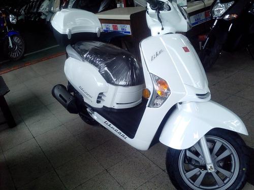kymco like 200i - automoto sur - moto - scooter