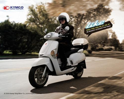 kymco like 200i - scooter 0km 2018- lidermoto