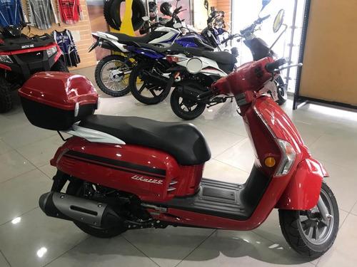 kymco like motos
