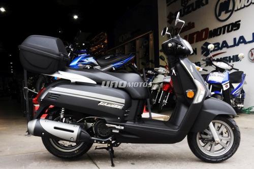 kymco like motos scooter