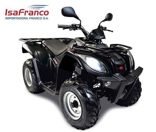 kymco mxu 150 - concesionario exclusivo - isafranco