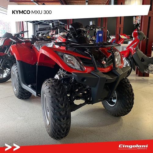 kymco mxu 300 okm
