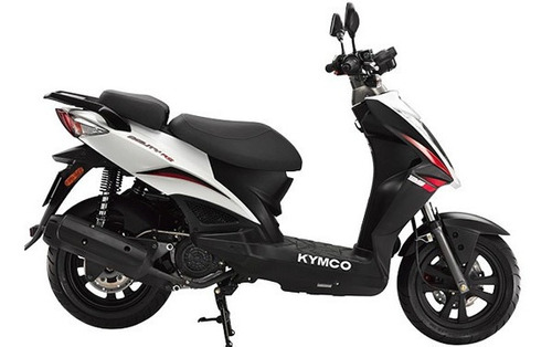 kymco naked modelo